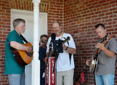 Family fun merges with Bluegrass in the Country