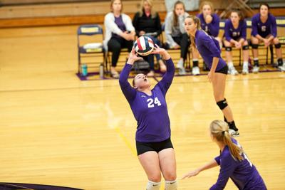 Smart returns to take over Kearney volleyball