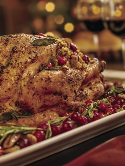 Experts discuss Thanksgiving food prep safety