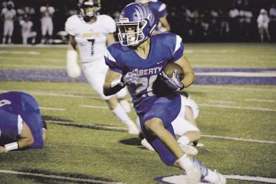 Liberty falls to Park Hill South on Homecoming