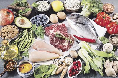 KITCHEN DIVA: Look at foods to feed body, brain