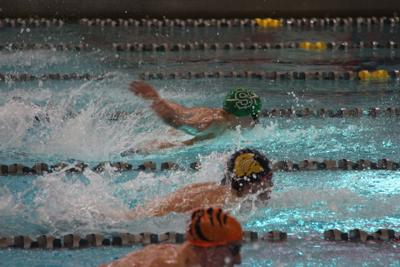 Smithville swimming posts program-best 8th-place state finish