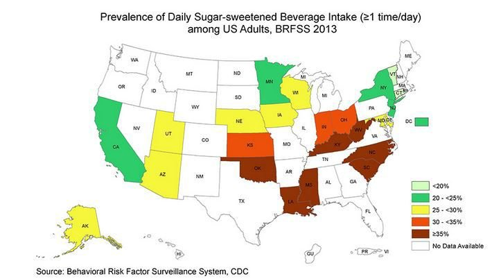 Experts say swap sugary drinks for tasty alternatives for better health
