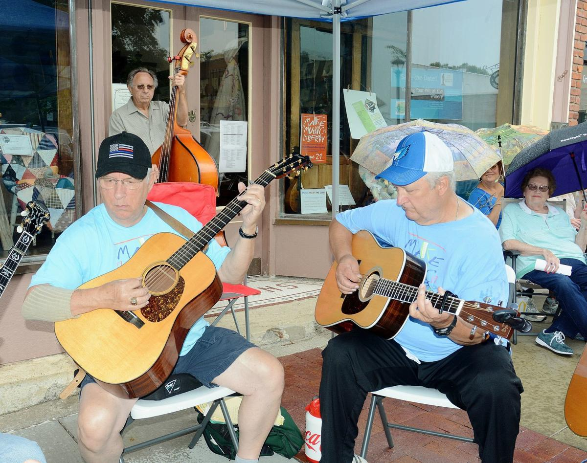 Liberty Arts Commission readies for fourth Make Music Day
