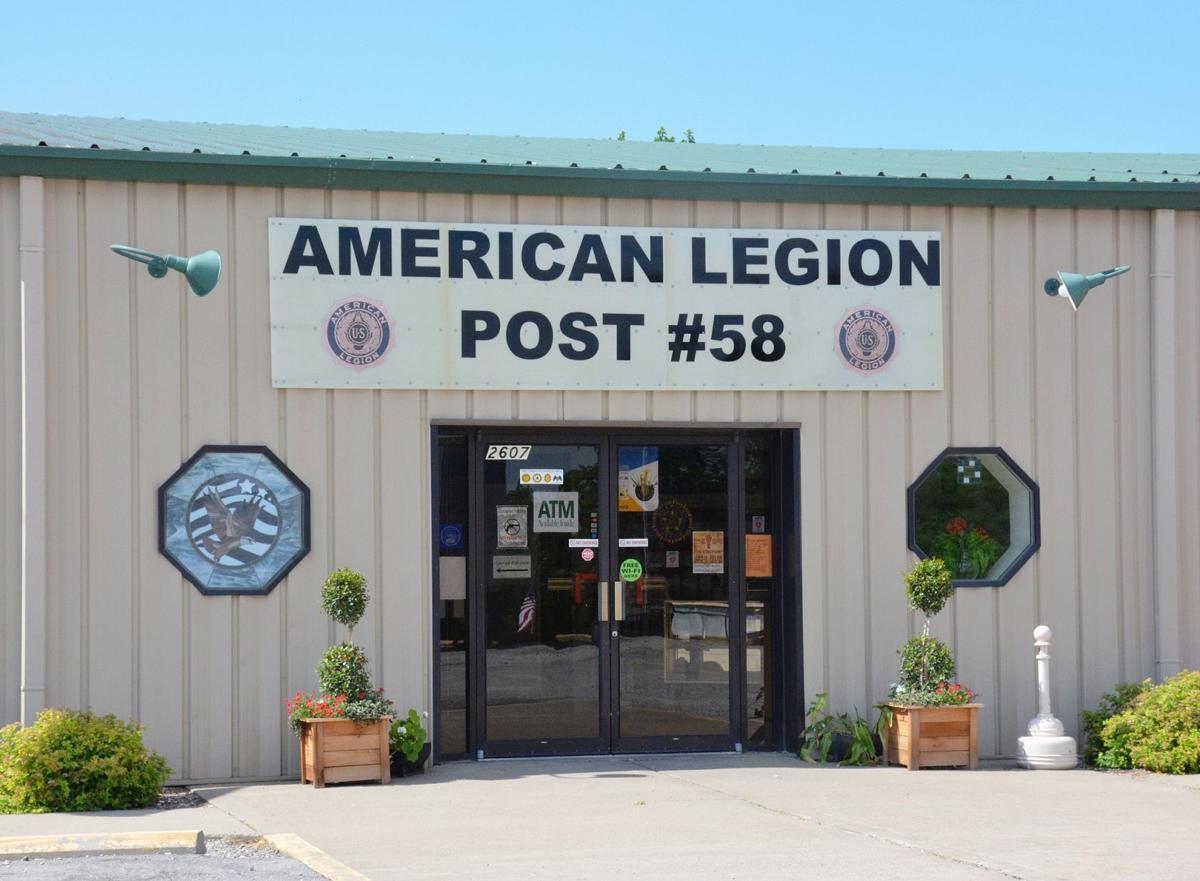 Smithville American Legion reopens