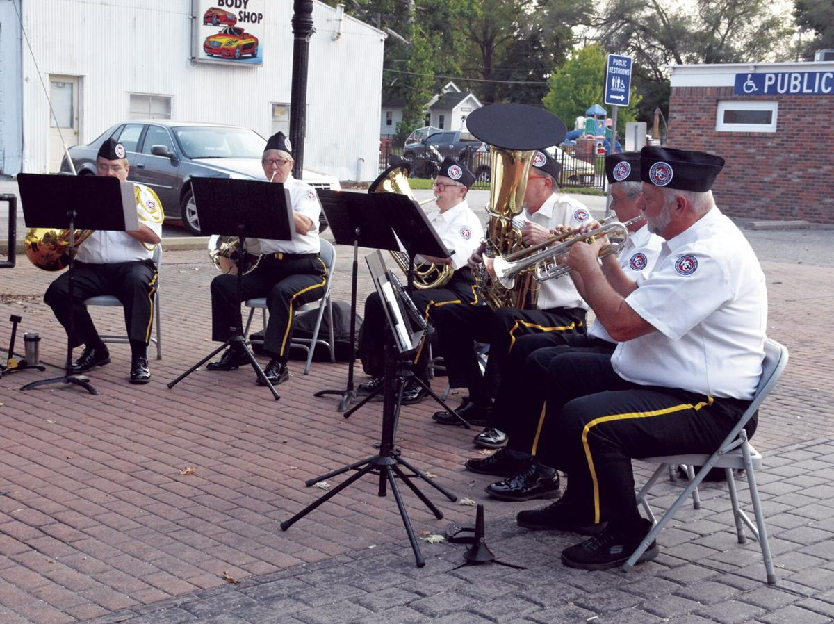 Smithville community remembers Sept. 11