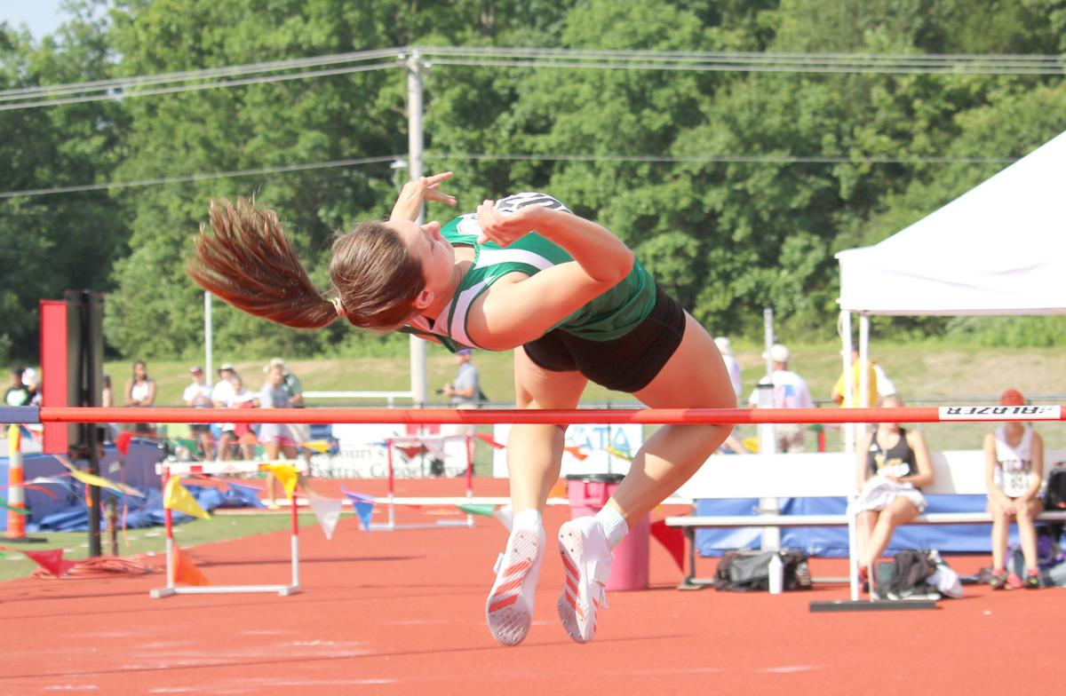Smithville alum Mosby piles up Pitt State records for indoor, outdoor track teams