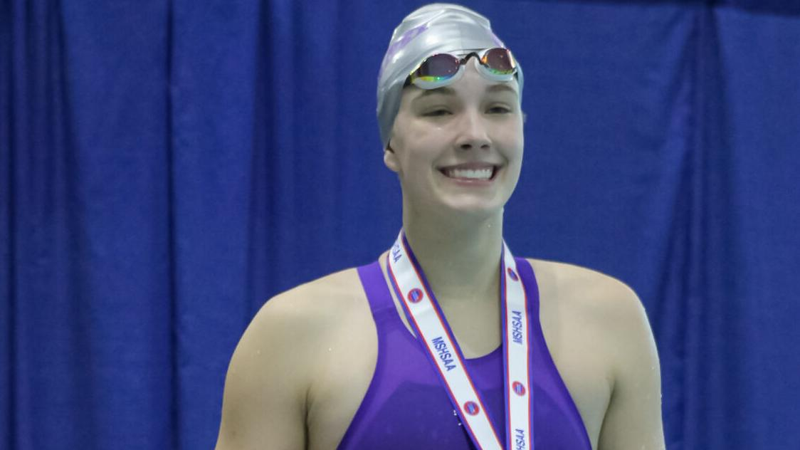 Courier-Tribune's 2020-21 All-Area Girls Swimming Team
