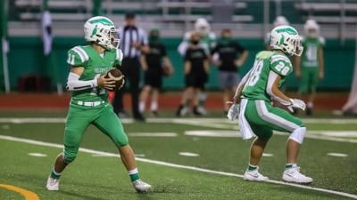 Smithville football crushes Raytown South 56-0