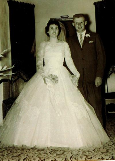 Stranges celebrate 60 years of marriage