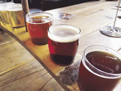 Match food to your favorite brews