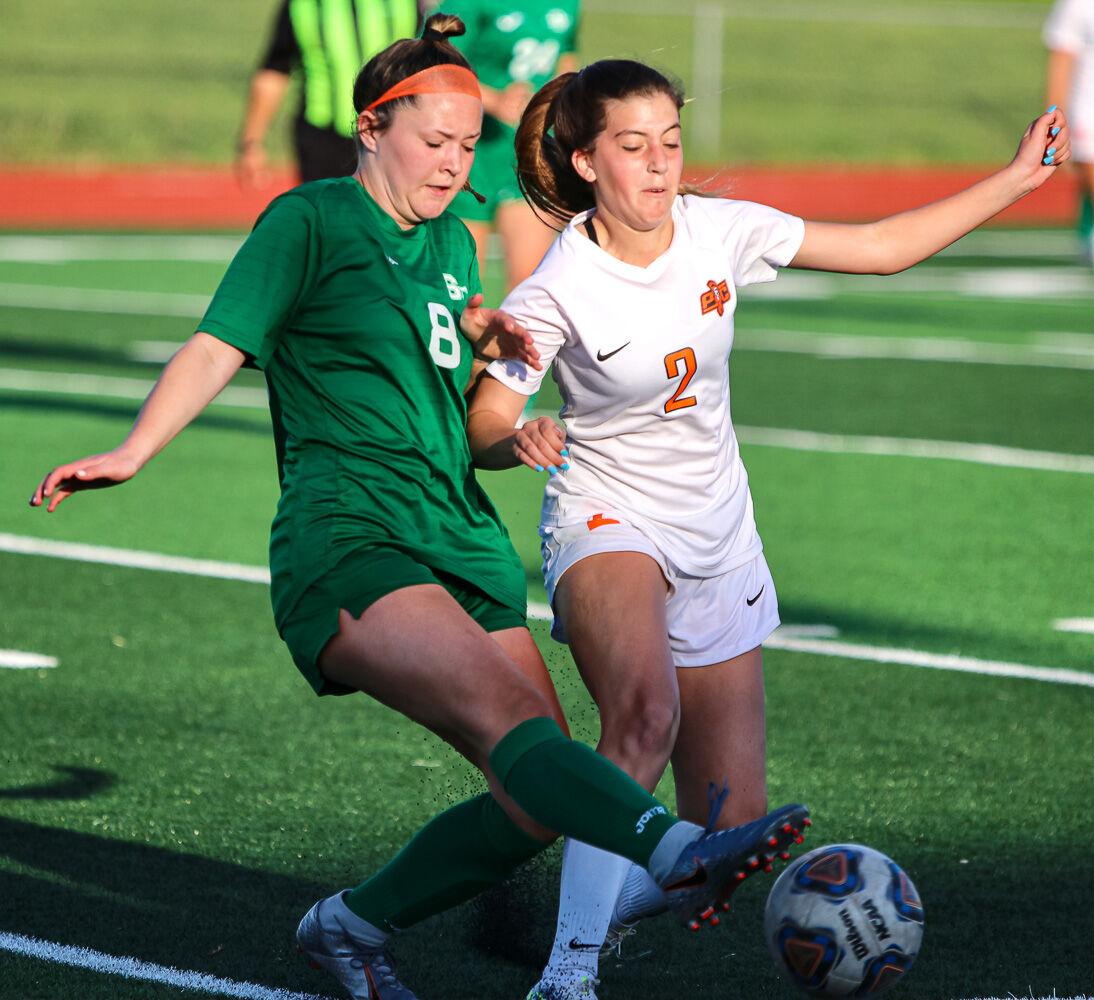 Smithville girls soccer against Platte County.jpg