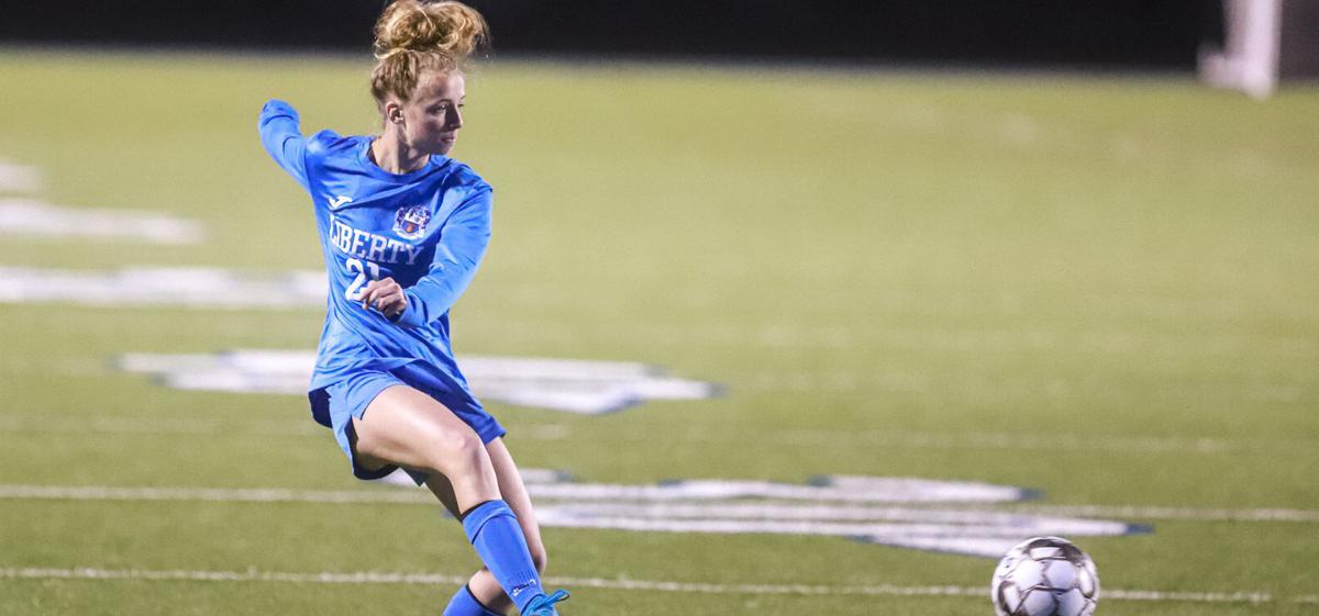 Liberty girls soccer beat Liberty North in 2OT