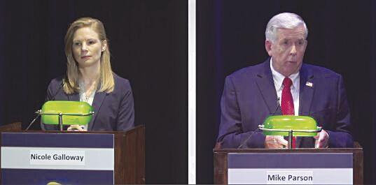 Gubernatorial candidates sound off on pandemic, crime, state budget