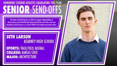 Senior Send-offs: Seth Larson, Kearney