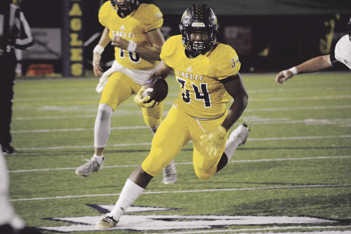 Liberty North defeats Staley for first time, claims conference lead