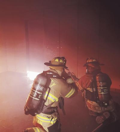 Liberty fire stats stay static in 2019