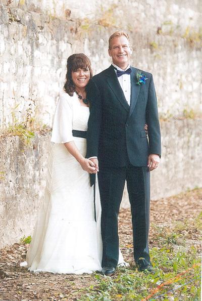 Wedding: Snyder-Parry