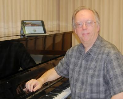 Tutor finds right note with piano students