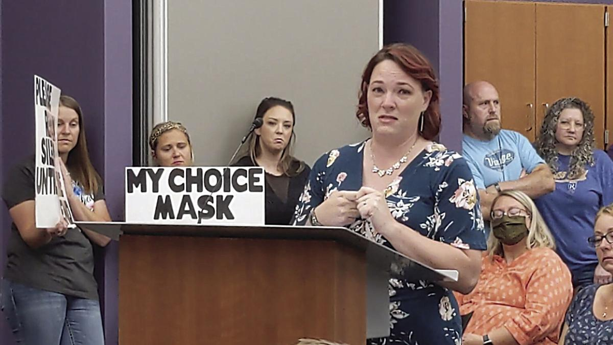 Parents group sues Northland schools over mask mandates