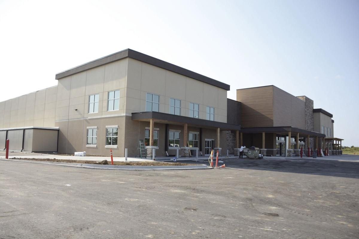 Construction pushing forward at Smithville Marketplace