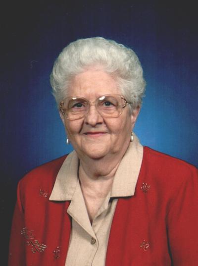 Virginia Lee Cook