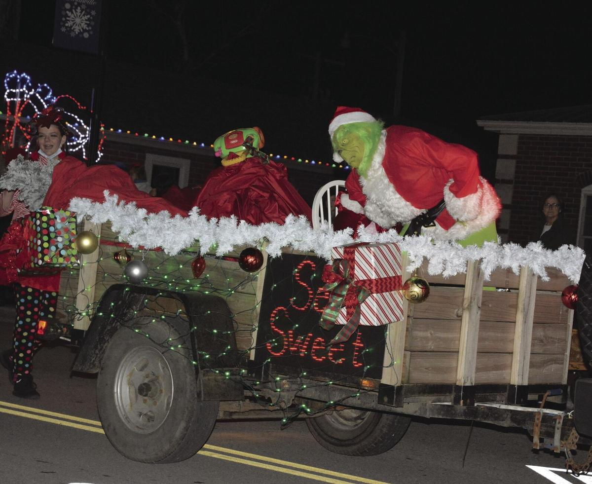 Smithville's Lighted Parade