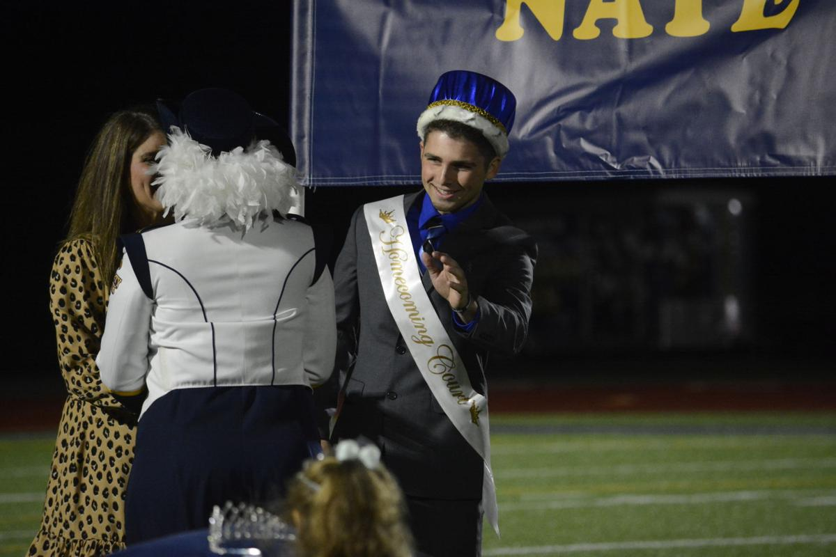 Liberty North Homecoming king, queen announced