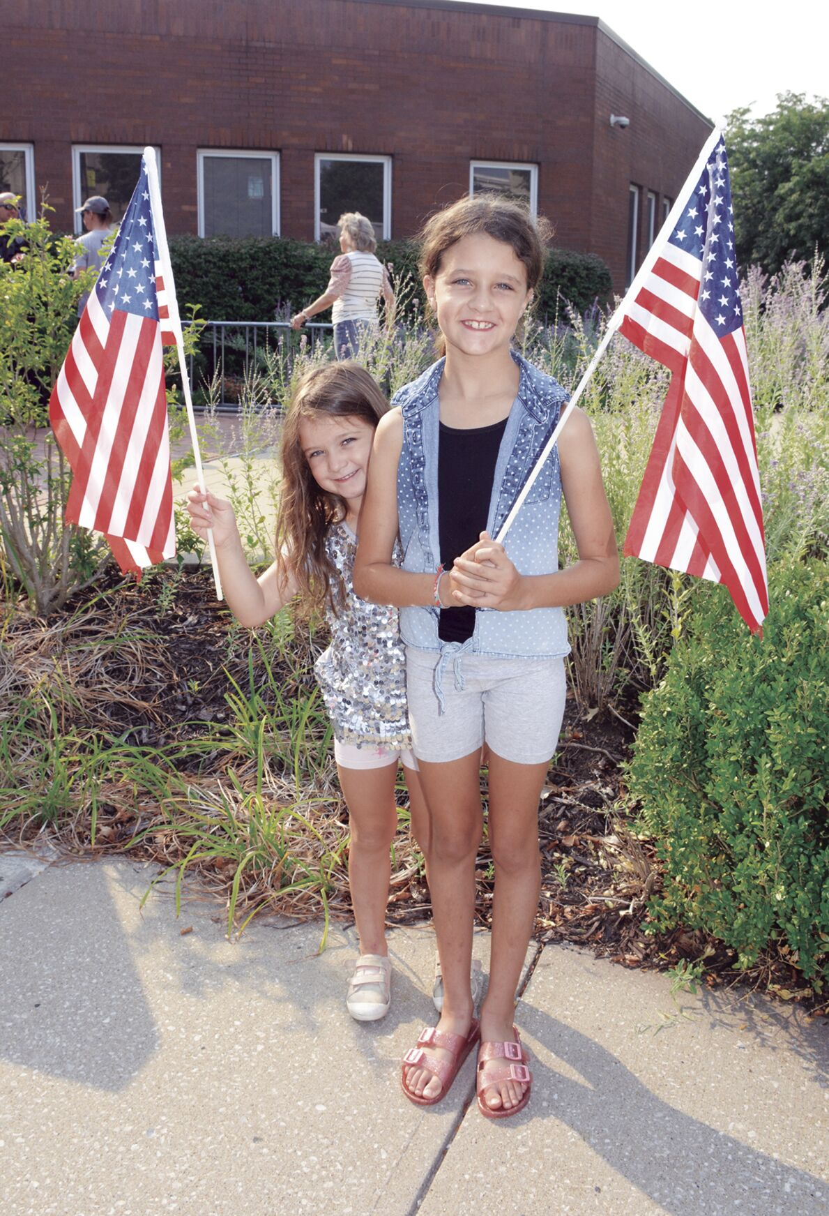 Liberty, Clay County unite to honor Sept. 11