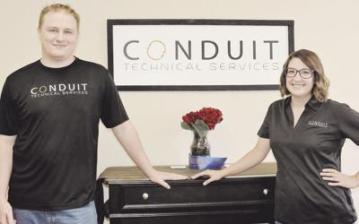 Local couple wants to serve as link to people, IT work