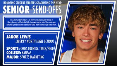 Senior Send-offs: Jakob Lewis, Liberty North