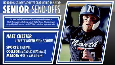 Senior Send-offs: Nate Chester, Liberty North