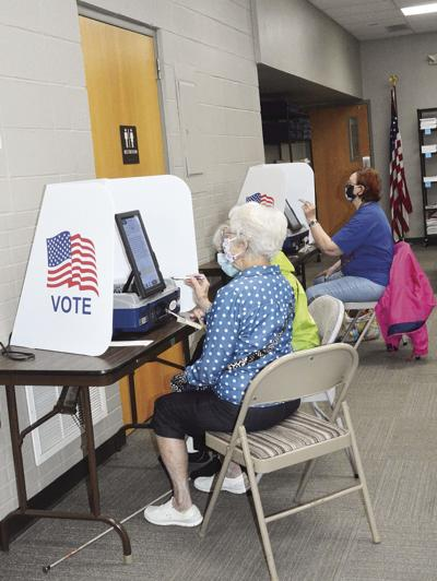 Voting essential to democracy