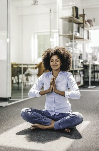 Increase current, future health by eliminating stress