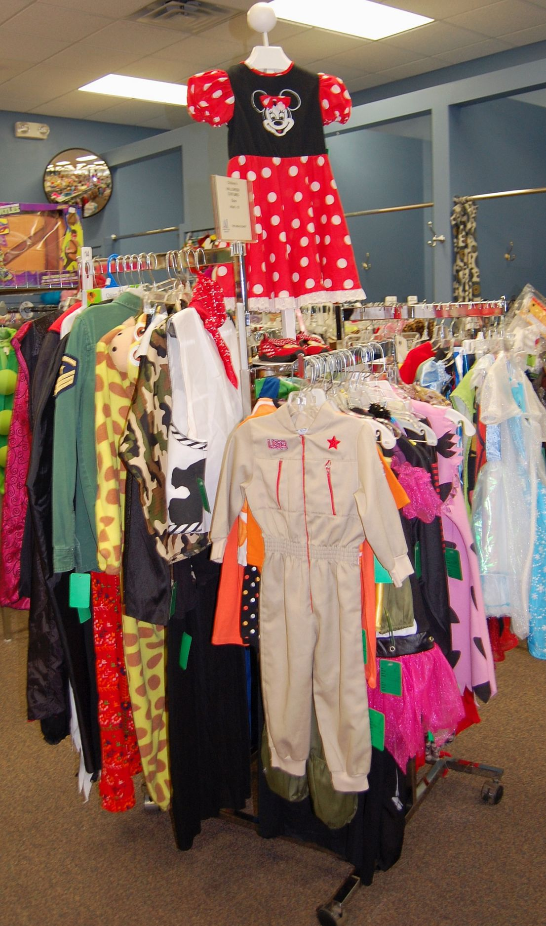 find a halloween costume on a budget | northland family