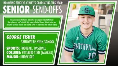Senior Send-offs: George Fisher, Smithville