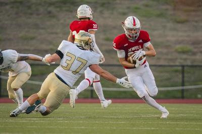 Jewell football starts strong, loses to rallying Missouri S&T
