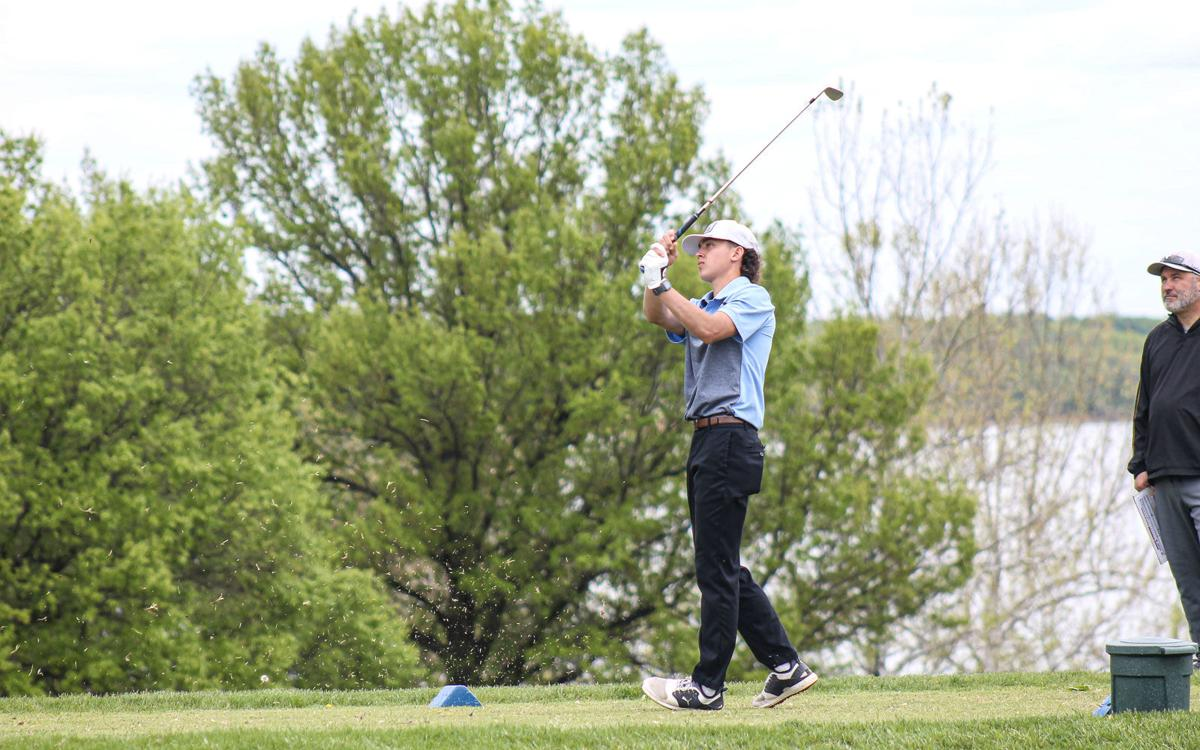 Smithville boys golf wins district title for 2nd straight season