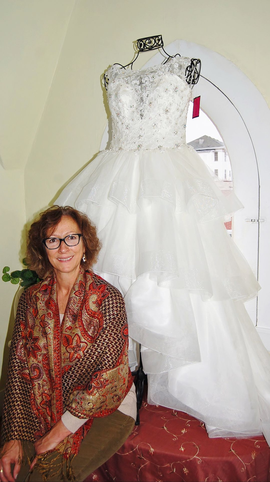 Wedding dress pop-up store latest venture at Three Gables Decor ...