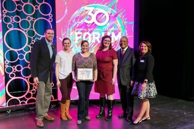 Smithville's CIA receives national recognition