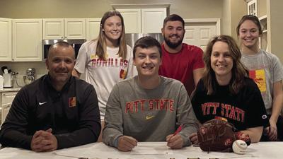 Smithville's Fisher commits to play baseball at Pitt State