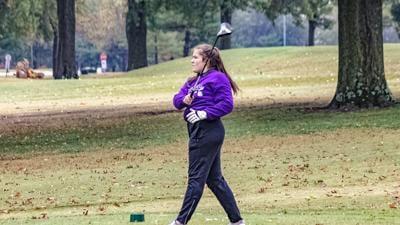 Kearney girls golf finish 7th at state