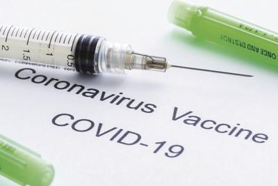 stock coronavirus vaccine
