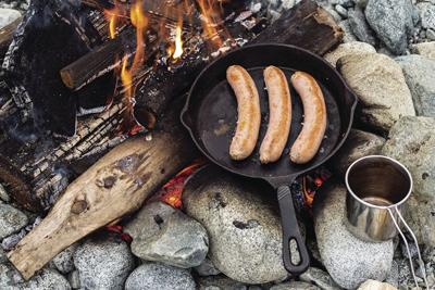 KITCHEN DIVA: Camping includes planning menus