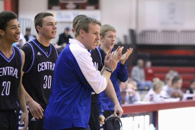 Former Central coach Cy Musser now leads Liberty North boys