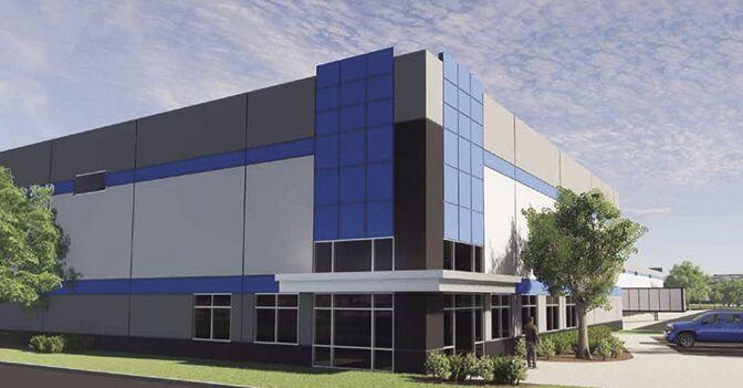 City leaders break ground on Heartland Cold Storage Logistics Center
