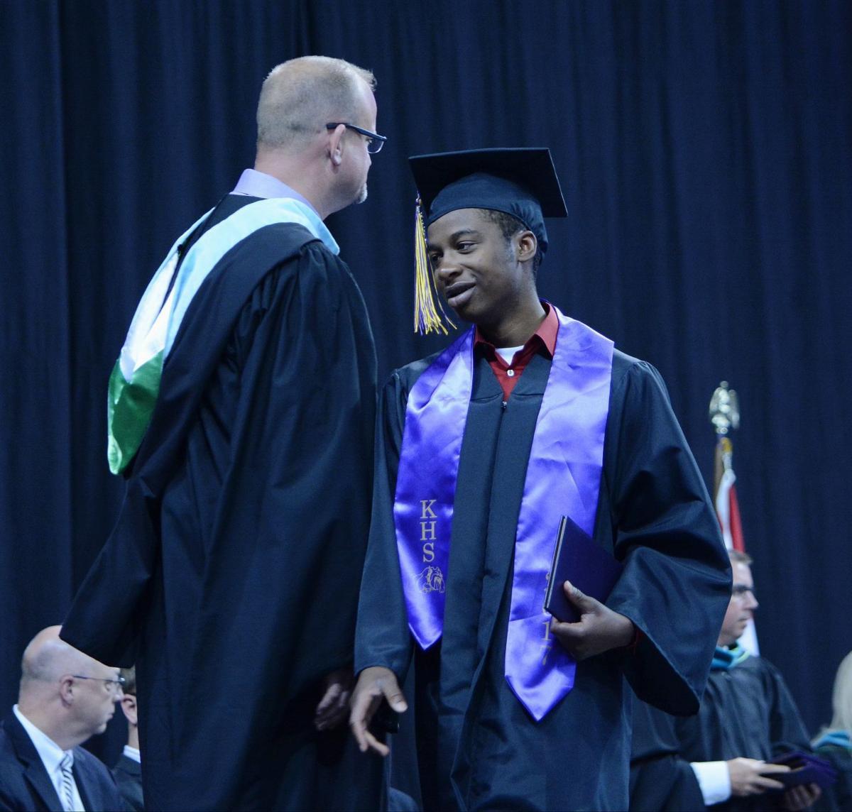 2017 Kearney High School graduation