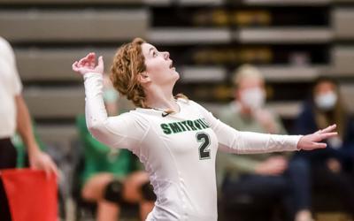 Smithville varsity volleyball beat Savannah 3-0