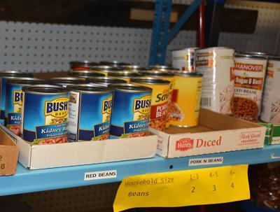 Kearney Food Pantry seeks  monetary donations
