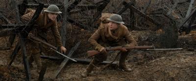 Best war movie in years